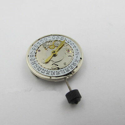 Asia Shanghai 2824 Calendar Automatic Movement Replacement for 2824