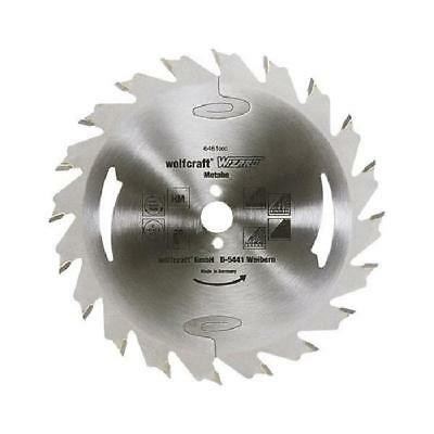 WOLFCRAFT Lame scie circulaire CT 28 dents - Ø190x20mm