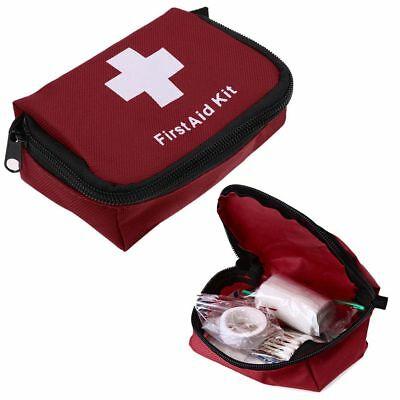 Travel First Aid Kit Bag Home Emergency Medical Survival Rescue Bag Outdoor Top