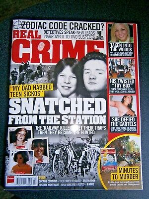 Real Crime Magazine Issue 32 (new)