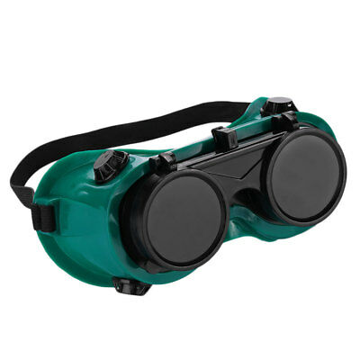 Welding Cutting Grinding Welders Safety Goggles Flip Up Lenses Anti-glare