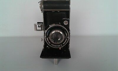 Westex Prontor II Folding Camera . Circa 1930s