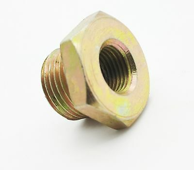 18x1.5mm-12x1.5mm Hex Joiner Metric Thread Male x Female Reducer Bush