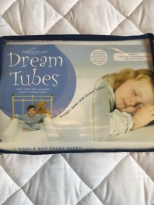 Hippychick Dream Tubes Bed Bumpers - Single Spare Sheet
