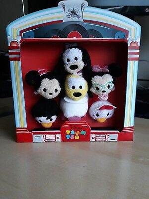 Mickey and Friends Micro Tsum Tsum Diner set