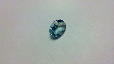 3.4 Ct All Natural Large Blue/Green Fluorite Oval Gemstone