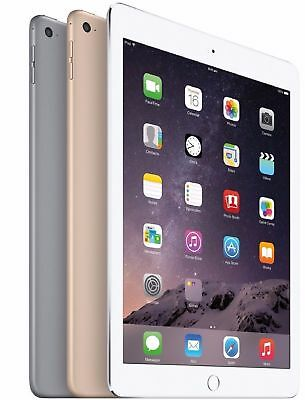 Apple iPad Air 1/2 Wi-Fi + Cellular 4G LTE 9.7 in. Choose GB*Color*Condition