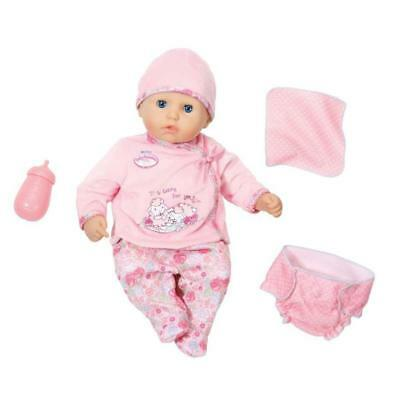 My first Baby Annabell I Care for you ZAPF Creation Spielpuppe Anabell Puppe NEU