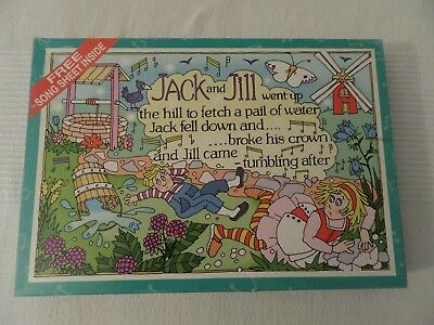 Jack and Jill Puzzle 42 pieces