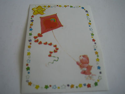 Vintage 1985 Panini Care Bears Sticker #57