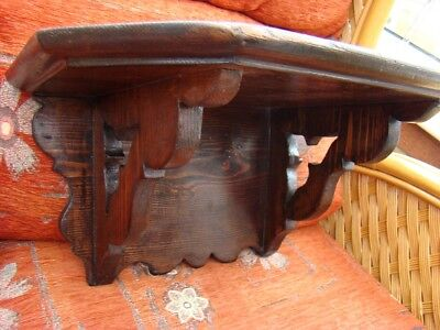 """old large clock bracket to take large clock, area for clock 16""""1/2"""" x 10""""3/4"""""""