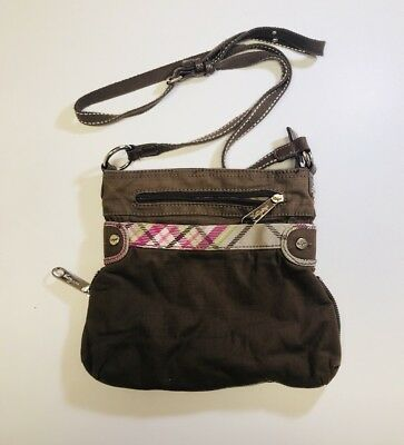 31 gifts Thirty-one crossbody cross Purse brown