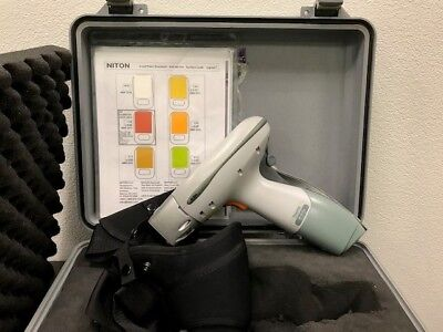 Thermo Scientific Niton XLp 300A Analyzer Handheld XRF Lead Testing Gun