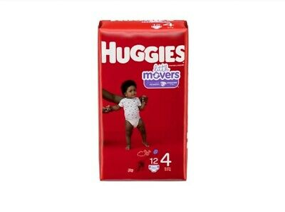 Baby Diaper Huggies Snug & Dry TabClosure Size4 Disposable Hvy Absorb Case108