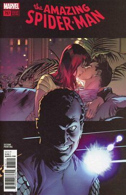 Amazing Spider-Man #797 2Nd Ptg Ross Variant Covr Red Goblin Second Print Unread