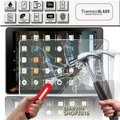 Tablet Tempered Glass Film Screen Protector For Amazon Kindle Fire HD 10 - 2015
