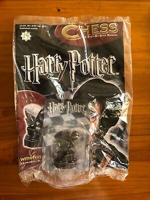 Harry Potter - Exploding Black Pawn Chess Piece 15