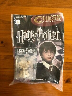 Harry Potter - Exploding White Pawn Chess Piece 6