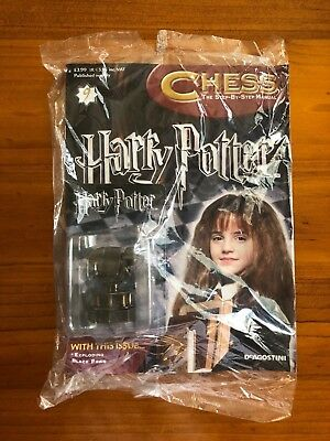 Harry Potter - Exploding Black Pawn Chess Piece 9