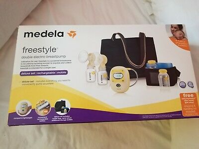 Medela Freestyle Hands-Free Double Electric Breast Pump - 67060