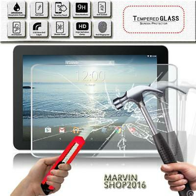 Tablet Tempered Glass Screen Protector For RCA 10 Viking Pro RCT6303W87DK 10.1""