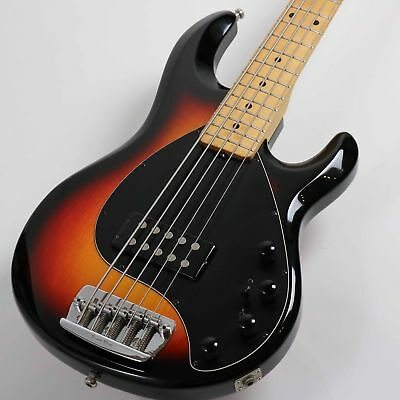 MusicMan StingRay 5 Vintage Sunburst/Maple
