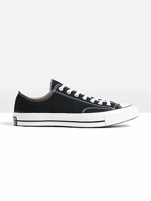 New Converse Unisex Chuck Taylor All Star 70 Low Top Sneakers In Black