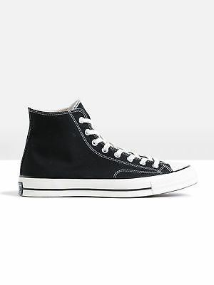 New Converse Unisex Chuck Taylor All Star 70 High Top Sneakers In Black