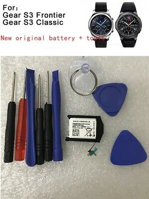 NEW EB-BR760ABE SM-R760 R760 Battery F Samsung Gear S3 Frontier / Classic +tools