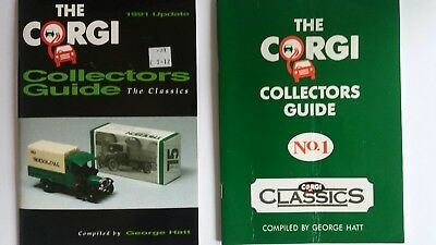 The Corgi collectors guide No1( original used and update new)