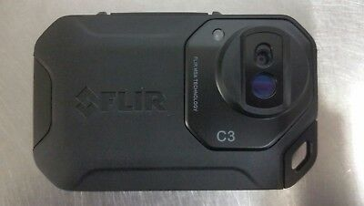 Flir C3 Compact Thermal Imaging Camera with Wifi , heat detection (V)