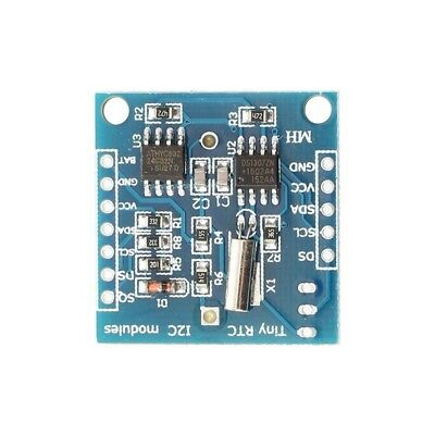 5X(I2C RTC DS1307 AT24C32 Real Time Clock Module for Arduino AVR PIC 51 ARM