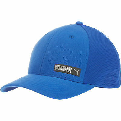 PUMA PERFORMANCE BODY FlexFit Hat Men Cap Basics New -  14.99  f61c18250dc