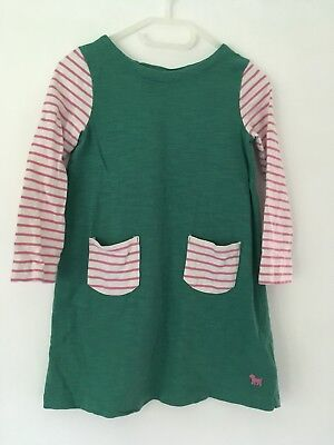 Mini Boden Dress 4-5 Years, Worn Once