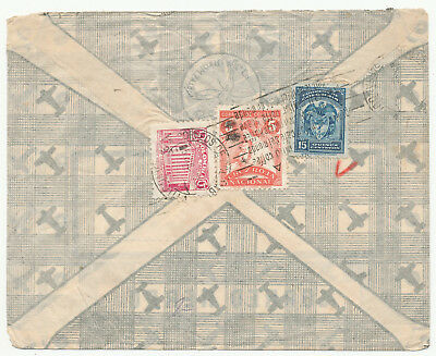 """Colombia # 471, Ra2, Ra4 Slogan Pmk """"baranquilla"""" Air Mail Cover To Germany"""