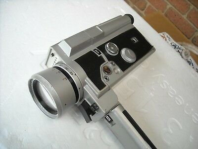 Cinemax Super Vintage Camera