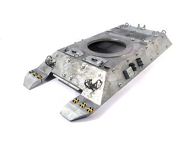 Mato MT210 M10 Destroyer 1210 1/16 RC Tank Complete Metal Upper Hull
