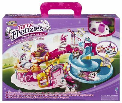 NEU: Hasbro - FurReal Friends 32808148 - Furry Frenzies Flitzeflott Restaurant