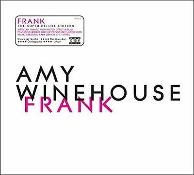 Amy Winehouse – Frank 2Cd Deluxe Edition (New/sealed)