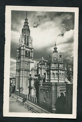 C1930s View: The Cathedral, Toledo