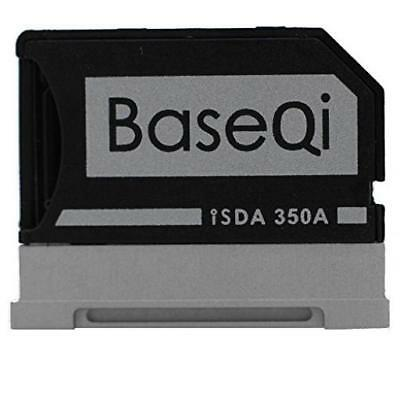 Baseqi Aluminum Microsd Adapter For Microsoft Surface Book Simple & Easy Precisi