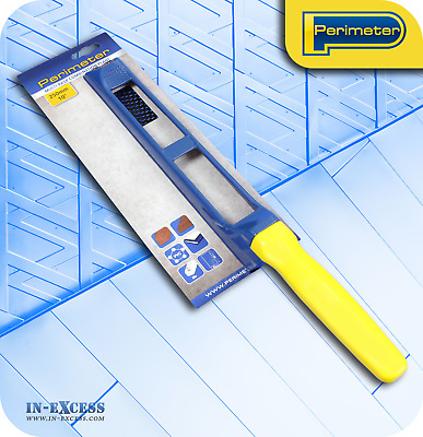 Perimeter 250mm Multi Rasp Surform Combination Plane Drywall Plaster Tool