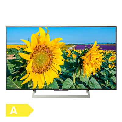 Sony KD43XF8096BAEP 108cm 43 Zoll Ultra HD 4K LED Fernseher Android TV HDR WLAN