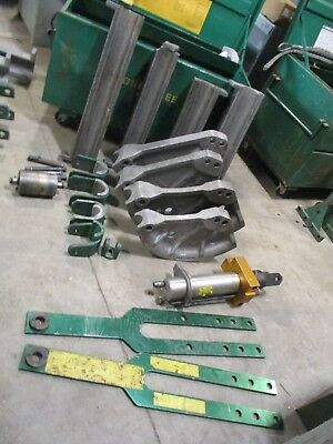 "Greenlee 881, 2 -1/2"" Thru 4"" Conduit Bending System"