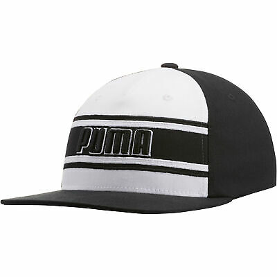4467b7507d9 PUMA STAGE DIVE FLATBILL FLEXFIT Hat Men Cap New