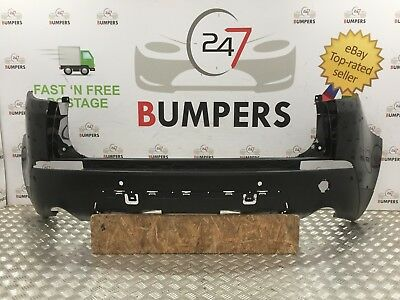 Land Rover Discovery Sport 2014 - Onwards Genuine Rear Bumper P/N: Fk72-17D781-A