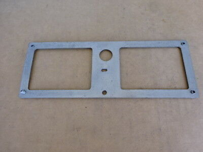 antique Mills Slot Machine Parts (Lot GGG) candy front FOK award card frame