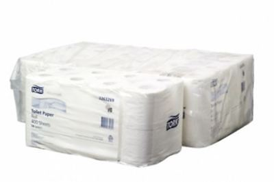 Tork Advanced Toilet Paper 400 Sheets (48 Rolls)