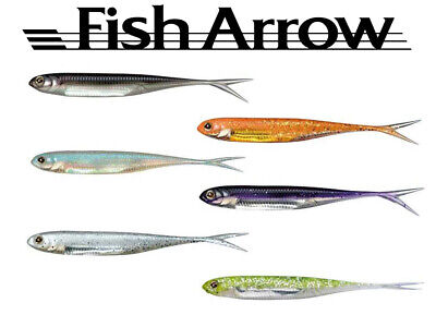 Fish Arrow Flash J Split 5 - No Action Shad 15,5 cm - realistisch echt