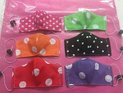 Dog grooming face mask / assorted designs